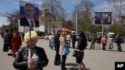 Crimea Putin