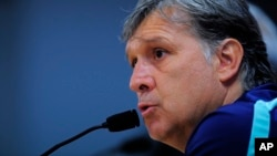 Gerardo Martino, ex técnico de Paraguay y de Barcelona, podría asumir como técnico de la Albiceleste.