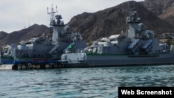 Rusiyanın Xəzər Dəniz Donanmasının iki gəmisi Azərbaycana gələcək