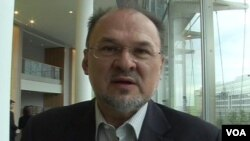 Jelko Kacin, izvestilac Evropskog parlamenta za Srbiju