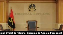 Tribunal Supremo, Angola