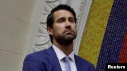 Le chargé d'affaires canadien au Vénézuela, Craig Kowalik, expulsé le 23 décembre 2017, deux jours avant l'expulsion du chargé d'affaires et de l'ambassadeur vénézuéliens au Canada.