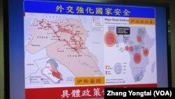 伊波拉疫情成為台灣立法院質詢的焦點 (美國之音張永泰拍攝)