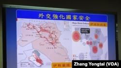 埃博拉疫情成为台湾立法院质询的焦点(美国之音张永泰拍摄)