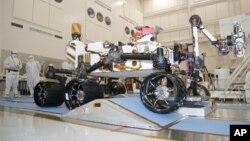 Mars Rover 2010