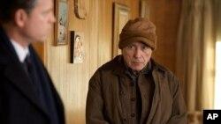 """Alan Arkin as Gorvy Hauer in """"Thin Ice"""""""