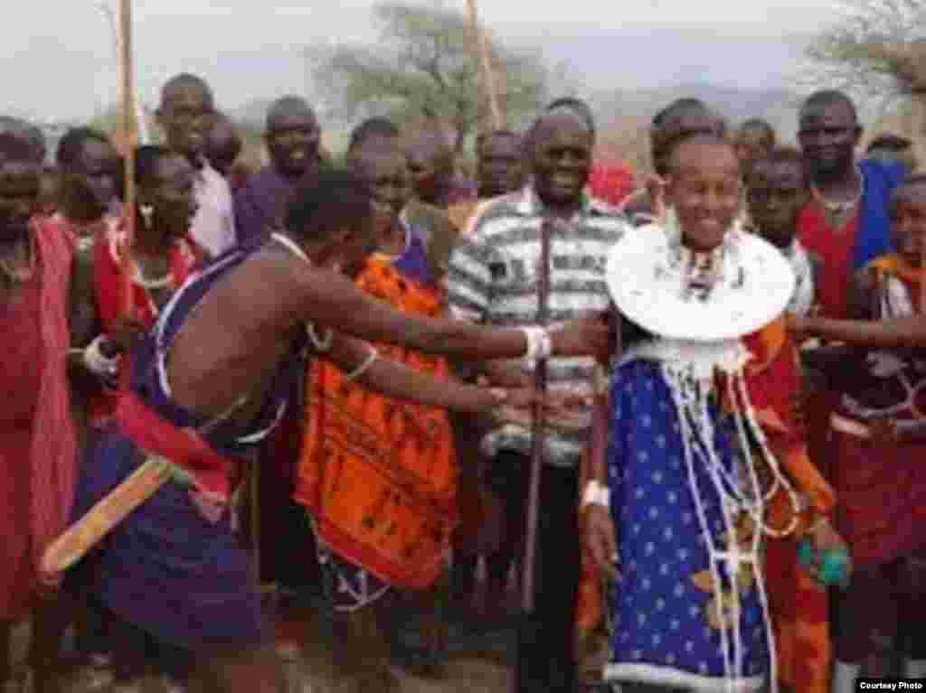 Kenya James Ole Kiyapi