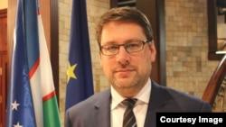Eduards Stiprais, EU Ambassador to Uzbekistan