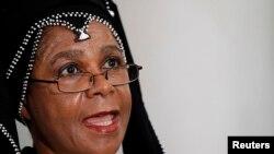 Lãnh tụ Đảng Agang Mamphela Ramphele
