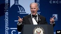 El vicepresidente Joe Biden y su esposa Jill, fueron los anfitriones de la celebración del Mes de la Herencia Hispana, en su residencia oficial del Observatorio Naval, en Washington D.C.
