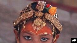 بھارت میں بچپن کی شادیوں کے خلاف مہم