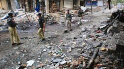 انفجارهای مهیب در پیشاور پاکستان