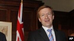 Bộ trưởng Quốc phòng New Zealand Jonathan Coleman