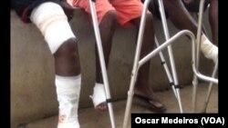 Doentes com celulite necrotizante, São Tomé e Príncipe