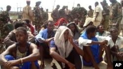 Pengadilan AS menyidangkan 3 pria tersangka perompak Somalia yang ditangkap tahun 2011 (foto; ilustrasi).