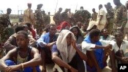 Para penjaga keamanan teluk Aden menangkap 22 tersangka pembajak Somalia di Bosasso, wilayah semi otonomi Puntland (Foto: dok). Baru-baru ini pihak berwenang menangkap 11 pembajak di wilayah ini.