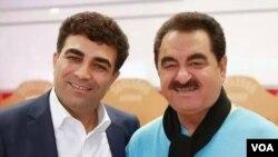 Əsgər Baqeri və İbrahim Tatlısəs