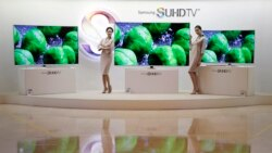 ကိုယ့္ကိုျပန္ၾကည့္ေနတဲ့ Smart TV မ်ား