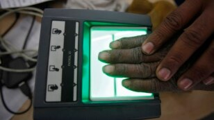 India's  Billion-Member Biometric Database Raises Privacy Fears : Report - Voice of America