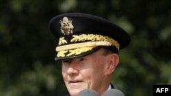 Tướng Martin Dempsey, Chủ tịch ban Tham mưu Liên quân Hoa Kỳ
