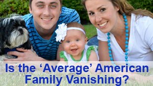 All About America Promo - vanishing American family
