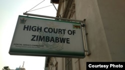 High Court Zimbabwe