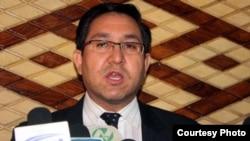 نادر محسنی، سخنگوی کمیسیون شکایات انتخاباتی