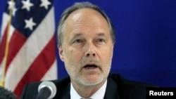 په افغانستان کې د امریکا سفیر جمیز کنینگهم