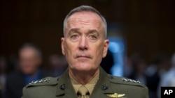 Chủ tịch Ban Tham Mưu Liên quân Hoa Kỳ, Đại Tướng Joseph Dunford.