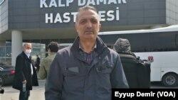 Abdullah Koç Parlementerê HDPê