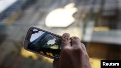 """Samsung dijo en un comunicado que prefiere """"competir en el mercado y no en los tribunales""""."""