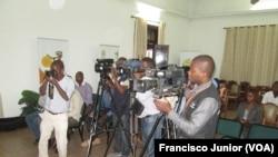 Conferência de imprensa, Moçambique