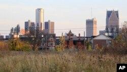 Kota Detroit, di negara bagian Michigan, AS memiliki utang sebanyak 20 miliar dolar AS dan mengajukan perlindungan kebangkrutan (foto: dok).