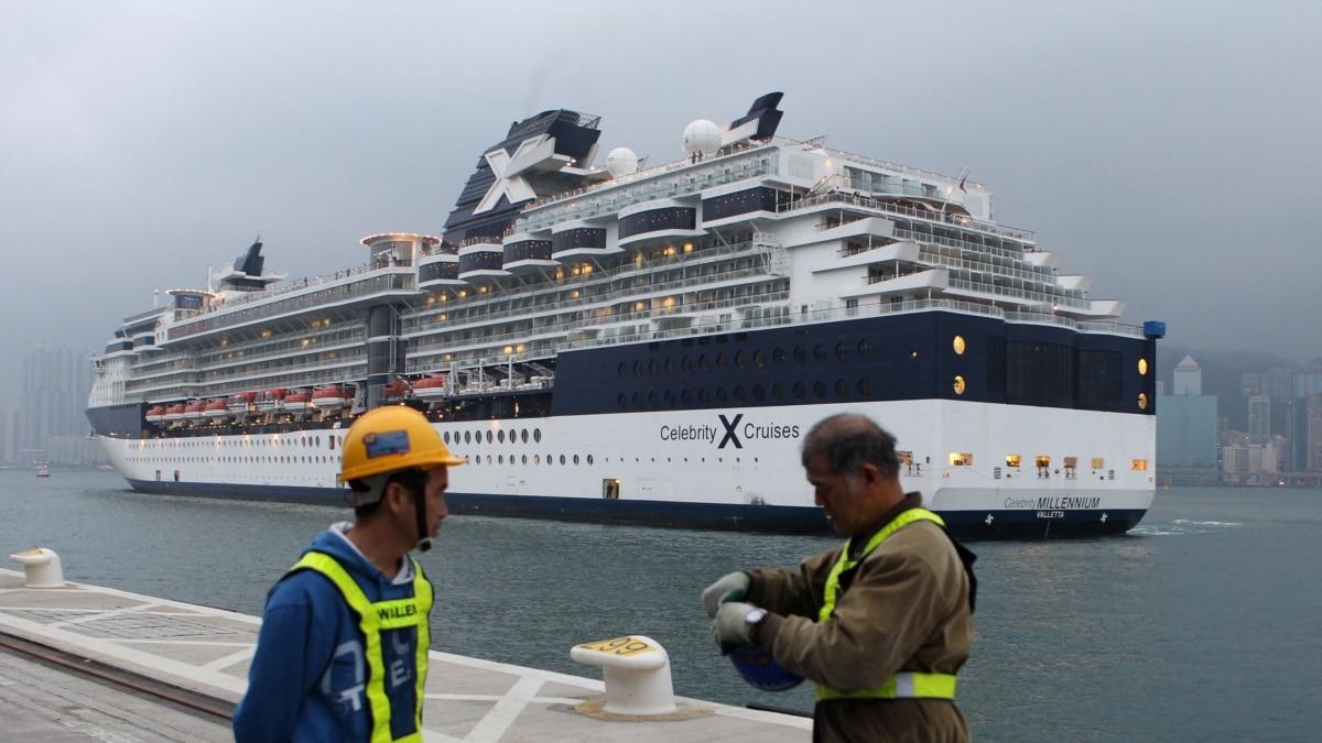 Dua Penumpang Kapal Pesiar Royal Caribbean Positif Terjangkit COVID