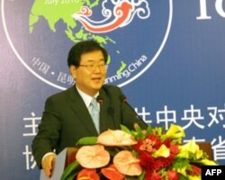 亚洲政党国际会议联合主席郑义溶