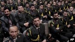 Церемонія передачі повноважень неподалік Кабула
