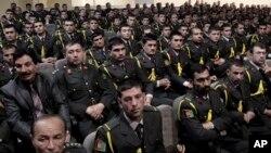 Ceremonija primopredaje bezbednosnih dužnosti u Avganistanu, 18, juni, 2013.