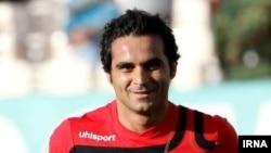 هادی نوروزی کاپیتان تیم فوتبال پرسپولیس که روز پنجشنبه ۹ مهر ۱۳۹۴ به دلیل ایست قلبی درگذشت