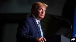 Presidente Donald Trump em Miami, a 3 de Janeiro 2020