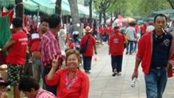 اعتراضات و تظاهرات در تایلند