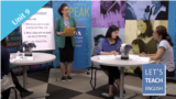 Let's Teach English Unit 9: Vocational English