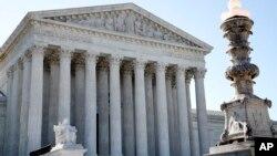 Zgrada Vrhovnog suda u Vašingtonu