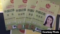 VOA连线(叶兵):两会观察: 3 .15打假大外宣 香港委员谈网管有怨有赞