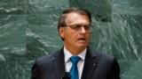 Jair Bolsonaro discursa na Assembleia-Geral da ONU, Nova Iorque, 21 Setembro 2021