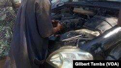 Des Nigérianes embrassent la profession de mécanicien