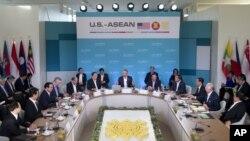 ASEAN Obama Sunnylands