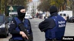 نیروهای امنیتی بلژیک پس از حملات بروکسل حضور پررنگی در شهر پیدا کردند.