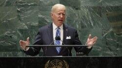 Ameriki Jamana Ŋɛmɔkɔ Joe Biden Ka Lseli Dunia Jamanaw Ka Tonba Kɛnɛkan
