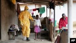 Čest prizor iz više afričkih zemalja zahvaćenih epidemijom ebole