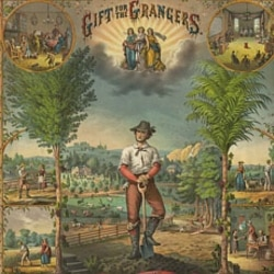An 1873 poster in support of Grange membership